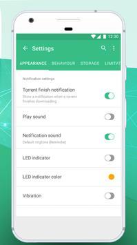 Tornado Torrent App - Fast Torrent Downloader screenshot 5