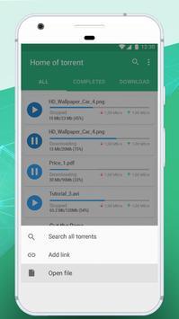 Tornado Torrent App - Fast Torrent Downloader screenshot 6