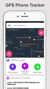 GPS Phone Tracker: Offline mode Phone Tracker poster