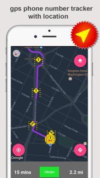 GPS Phone Tracker: Offline mode Phone Tracker screenshot 1