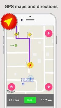 GPS Phone Tracker: Offline mode Phone Tracker screenshot 2