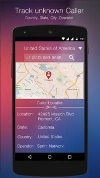 True Location Caller ID & Adresse Finder screenshot 1
