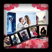 True Love Photo Video Editor icon