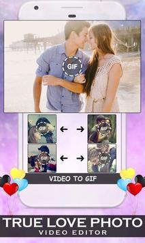 True Love Photo Video Editor screenshot 5