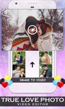 True Love Photo Video Editor poster