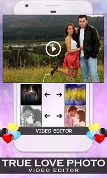 True Love Photo Video Editor screenshot 1