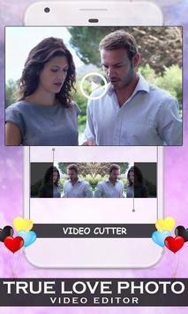 True Love Photo Video Editor screenshot 2