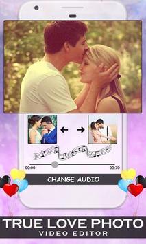 True Love Photo Video Editor screenshot 3