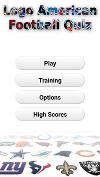 Logo American Football Quiz poster