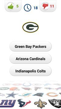 Logo American Football Quiz screenshot 1
