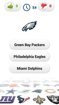 Logo American Football Quiz screenshot 2