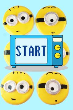 MINION COOKIE poster