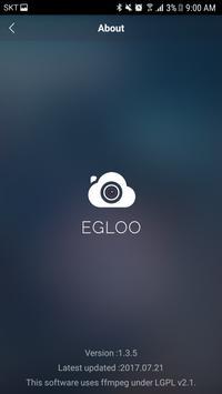 EGLOO poster
