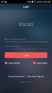 EGLOO screenshot 1