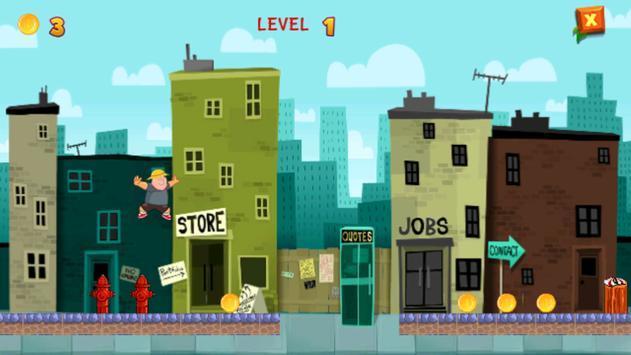 animation adventures throwdown screenshot 1