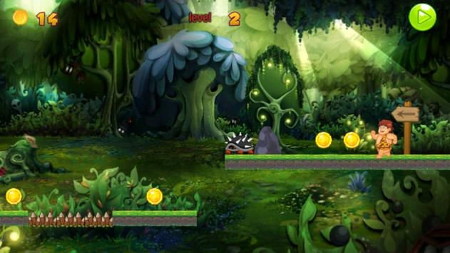 Flinstone Adventurer jungle screenshot 12