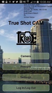 True Shot CAM Lite poster