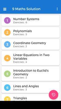 9th Maths NCERT Solution screenshot 1