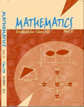 12th Maths NCERT Solution постер