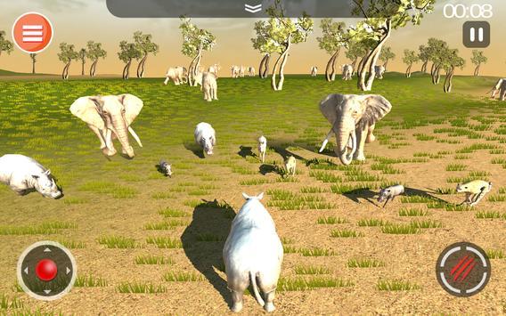 Cheetah Game 3D - Safari Animal Simulator screenshot 22