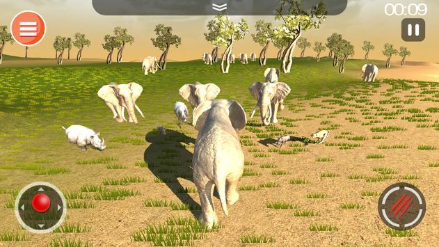 Cheetah Game 3D - Safari Animal Simulator screenshot 5