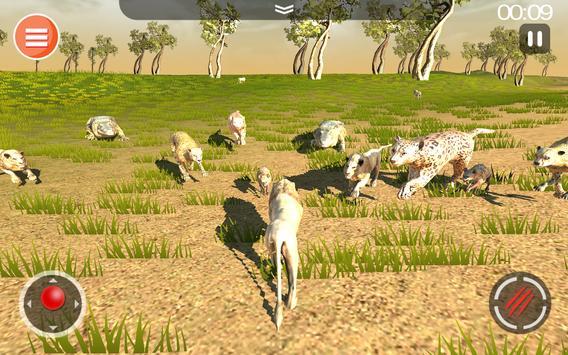 Safari Predator Game 3D - Animal Simulator screenshot 18