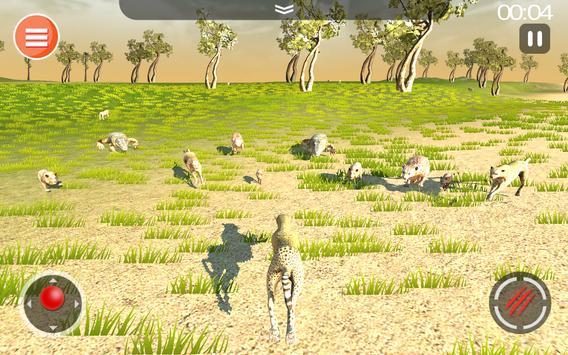 Safari Predator Game 3D - Animal Simulator screenshot 21