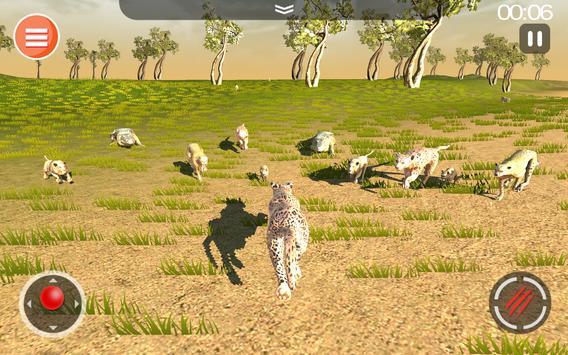 Safari Predator Game 3D - Animal Simulator screenshot 22