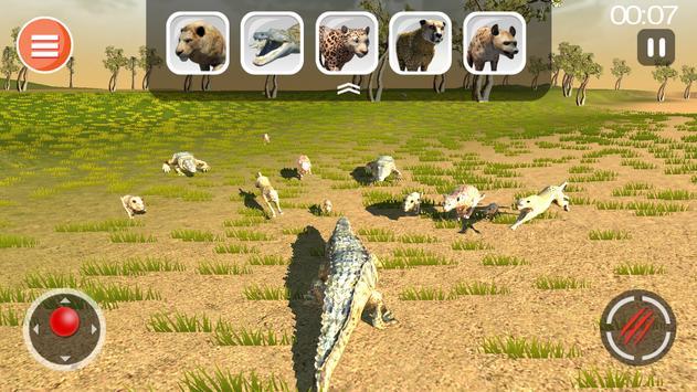 Safari Predator Game 3D - Animal Simulator screenshot 3