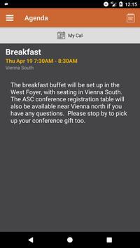 AccuTech Systems Conferences apk screenshot