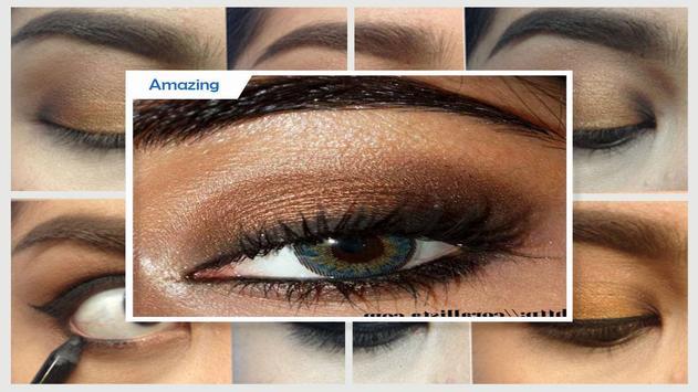 Evening Makeup Dark Skin screenshot 4
