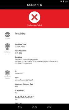 Secure NFC screenshot 12