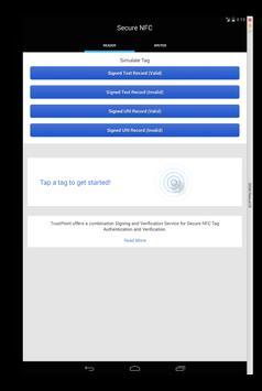 Secure NFC screenshot 5