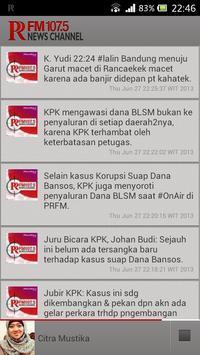 PRFM Radio apk screenshot