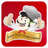 MIRZA Food icon