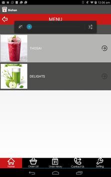 MIRZA Food screenshot 2