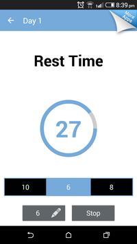 30 Day Squat Challenge apk screenshot