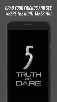 5 Gum Truth or Dare poster