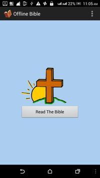 The Oshindonga Bible poster