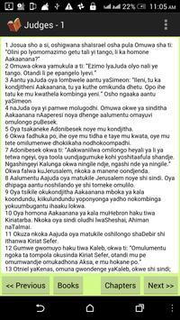 The Oshindonga Bible apk screenshot