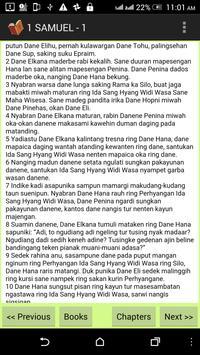 Cakepan Suci ( Bali Bible) apk screenshot