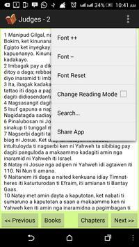 Ilokano Bible (Philippine) apk screenshot