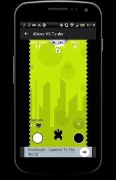 Aliens VS Tanks screenshot 2