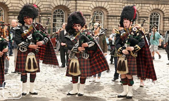 Scottish Ballads Songs poster