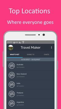 Travel Maker - Trip Different apk screenshot