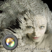 Virtual Try Look Selfie Editor icon