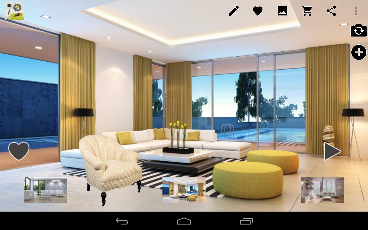 Virtual home decor design tool for android apk download for Home design tool