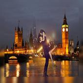 London Night Photo Frame icon