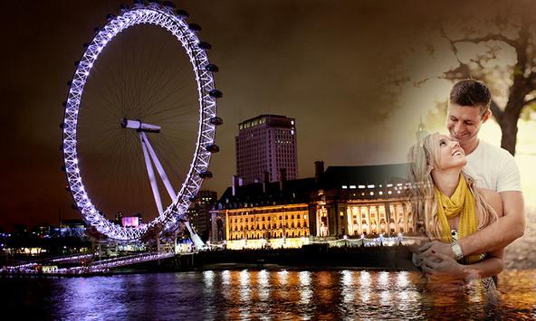 London Night Photo Frame screenshot 1