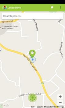 LocationPro apk screenshot